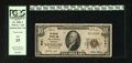 National Bank Notes:Nebraska, Beatrice, NE - $10 1929 Ty. 1 The Beatrice NB Ch. # 3081. This PCGSFine 15 example is the first from this locale we...