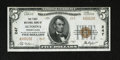National Bank Notes:Pennsylvania, Altoona, PA - $5 1929 Ty. 2 The First NB Ch. # 247. Were it not for a top margin that was cut a little close, this pleas...