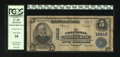 National Bank Notes:South Carolina, Columbia, SC - $5 1902 Plain Back Fr. 609 The Columbia NB Ch. # 12412. This PCGS Very Good 10 state capital note no ...