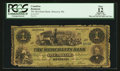 Canadian Currency: , Montreal, CE- The Merchants Bank $1 June 1, 1864 Ch. # 455-10-12....
