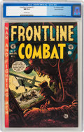 Golden Age (1938-1955):War, Frontline Combat #11 Gaines File pedigree 2/11 (EC, 1953) CGC NM 9.4 Off-white pages....
