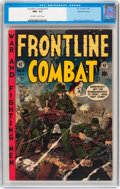 Golden Age (1938-1955):War, Frontline Combat #15 Gaines File pedigree 7/11 (EC, 1954) CGC NM+9.6 Off-white to white pages....