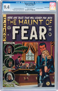 Golden Age (1938-1955):Horror, Haunt of Fear #6 Gaines File pedigree (EC, 1951) CGC NM 9.4Off-white to white pages....