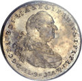 German States:Bavaria, German States: Bavaria. Karl Theodor 1/2 Taler 1790,...