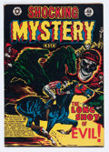 Golden Age (1938-1955):Horror, Shocking Mystery Cases #53 (Star Publications, 1953) Condition:VG+....