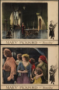 """Movie Posters:Romance, Rosita (United Artists, 1923). Lobby Cards (2) (10"""" X 13.25""""). Romance.. ... (Total: 2 Items)"""