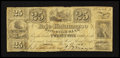Obsoletes By State:Michigan, Adrian, MI - Erie and Kalamazoo Rail Road Bank 25¢ Nov. 12, 1840. ...