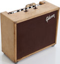 Musical Instruments:Amplifiers, PA, & Effects, 1962 Gibson GA-19RVT Tweed Guitar Amplifier, Serial # 131182....