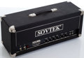 Musical Instruments:Amplifiers, PA, & Effects, 1990s Sovtek Mig 100 Black Guitar Amplifier, Serial # 941038....