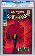 The Amazing Spider-Man #50 (Marvel, 1967) CGC VF/NM 9.0 Off-white pages