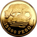 Colombia, Colombia: Republic gold 15000 Pesos 1978,...