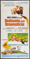 """Movie Posters:Animation, Bedknobs and Broomsticks (Buena Vista, 1971). Three Sheet (39"""" X77""""). Animation.. ..."""