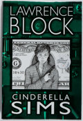 Books:Mystery & Detective Fiction, Lawrence Block. SIGNED. Cinderella Sims. Subterranean, 2003. First trade hardcover edition, first printing. Signed...