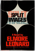 Books:Mystery & Detective Fiction, Elmore Leonard. SIGNED. Split Images. Arbor House, 1981.First edition, first printing. Signed by the author. Mi...