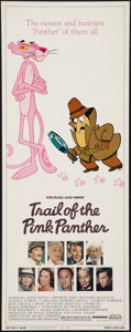 "Movie Posters:Comedy, Trail of the Pink Panther (United Artists, 1982). Insert (14"" X36""). Comedy.. ..."