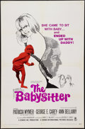 """Movie Posters:Exploitation, The Baby Sitter (Crown International, 1969). One Sheet (27"""" X 41"""").Exploitation.. ..."""