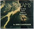 Books:Art & Architecture, [Walt Disney]. John Canemaker. SIGNED. Paper Dreams. Hyperion, 1999. First edition, first printing. Signed by the ...