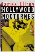 Books:Mystery & Detective Fiction, James Ellroy. SIGNED. Hollywood Nocturnes. Penzler, 1994.First edition, first printing. Signed by the author with...