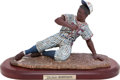 "Baseball Collectibles:Others, Jackie Robinson Upper Deck ""Historical Beginnings"" Statue...."
