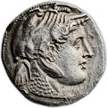 Ancients:Greek, Ancients: Ptolemy I Soter, as satrap (ca. 323-305 BC). AR tetradrachm (28mm, 15.71 gm, 12h). ...