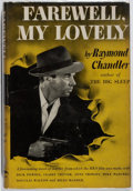 Books:Mystery & Detective Fiction, Raymond Chandler. Farewell, My Lovely. World, 1944. Lateredition. Toning and light wear. Very good....