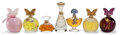 Art Glass:Other , SEVEN BOXED PERFUMES BY VARIOUS MAKERS . 20th century . ... (Total:7 Items)