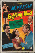 """Movie Posters:Sports, Fighting Mad (Monogram, 1948). One Sheet (27"""" X 40.5""""). Sports.. ..."""