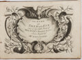 Books:Music & Sheet Music, John Ernest [Johann Ernst] Galliard. The Hymn of Adam and Eve,Out of the Fifth Book of Milton's Paradise Lost. ...