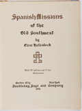 Books:Americana & American History, Cleve Hallenbeck. Spanish Missions of the Old Southwest. Doubleday, Page, 1926. First edition, first printing. L...