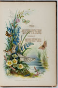 Books:Natural History Books & Prints, The Night-Flyers: A Series of Moth-Pictures. Paul Jerrard,[n. d.]. First edition, first printing. Gorgeous chromolithog...