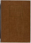 Books:Books about Books, [Books About Books]. Roger Burlingame. Of Making Many Books. Scribners, 1946. First edition, first printing. Bookpla...