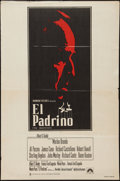 """Movie Posters:Crime, The Godfather (Cinema International, 1972). Argentinean Poster (29""""X 43""""). Crime.. ..."""