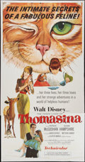 "Movie Posters:Family, The Three Lives of Thomasina and Other Lot (Buena Vista, 1964). Three Sheets (2) (41"" X 78"" & 83.5""). Family.. ... (Total: 2 Items)"