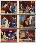 """Movie Posters:Adventure, Conspirator (MGM, 1949). Title Lobby Card and Lobby Cards (5) (11""""X 14""""). Adventure.. ... (Total: 6 Items)"""