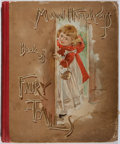 Books:Children's Books, Maud Humphrey [illustrator]. Book of Fairy Tales. Stokes,1892. First Stokes edition. Hinges cracking. Toning. Color...