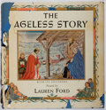Books:Children's Books, Lauren Ford [illustrator]. The Ageless Story. Dodd, Mead,1939. First edition, first printing. Toning and bio-predat...