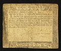 Colonial Notes:Maryland, Maryland August 14, 1776 $8 Very Good.. ...