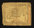 Colonial Notes:Pennsylvania, Pennsylvania October 1, 1773 18d Very Good.. ...