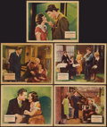 "Movie Posters:Drama, After Tomorrow (Fox, 1932). Lobby Cards (5) (11"" X 14""). Drama.. ... (Total: 5 Items)"