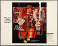 """Movie Posters:Western, For a Few Dollars More (United Artists, 1967). Half Sheet (22"""" X 28""""). Western.. ..."""