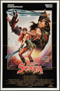 """Movie Posters:Action, Red Sonja (MGM, 1985). One Sheet (27"""" X 41""""). Action.. ..."""