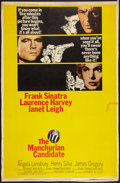 "Movie Posters:Thriller, The Manchurian Candidate (United Artists, 1962). Poster (40"" X 60"") Style Y. Thriller.. ..."