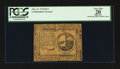 Colonial Notes:Continental Congress Issues, Continental Currency February 17, 1776 $2 PCGS Apparent Very Fine20.. ...