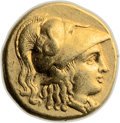 Ancients:Greek, Ancients: Alexander III the Great (336-323 BC). AV stater (18 mm, 8.56 gm, 12h). ...