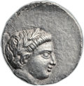 Ancients:Greek, Ancients: Patraus (ca. 335-315 BC). AR tetradrachm (26mm, 11.91 gm,3h). ...