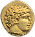 Ancients:Greek, Ancients: Philip II (359-336 BC). AV stater (19mm, 8.60 gm, 12h)....