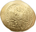 Ancients:Byzantine, Ancients: Constantine X Ducas (1059-1067). AV histamenon nomisma(28mm, 4.40 gm, 6h). ...