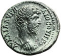 Ancients:Roman Provincial , Ancients: THRACE. Augusta Traiana. Lucius Verus (AD 161-169). Æ (33mm, 17.34 gm, 8h). ...