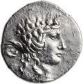 Ancients:Greek, Ancients: THRACE. Maroneia. Ca. 168-72 BC. AR tetradrachm (32mm,16.35 gm, 12h). ...