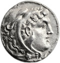 Ancients:Greek, Ancients: Alexander III the Great (336-323 BC). AR tetradrachm(29mm, 16.73 gm, 12h). ...